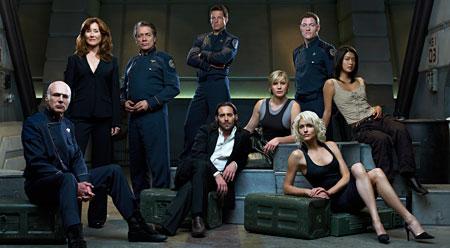 Battlestar Galactica Ensemble