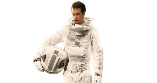 Ganz allein: Sam Bell (Sam Rockwell) in Moon