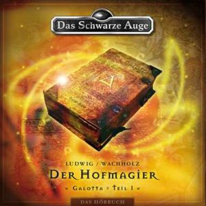 Cover DSA-Hörspiel Der Hofmagier