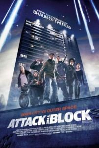 "Poster ""Attack the Block"" (Studio Canal)"