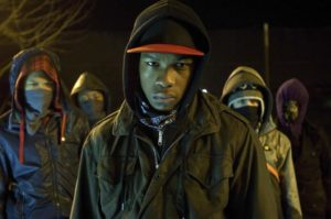 "John Boyega u. a. in ""Attack the Block"" (Studio Canal)"