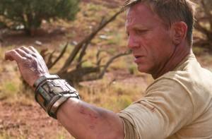 "Daniel Craig in ""Cowboys & Aliens"" (Paramount Pictures)"
