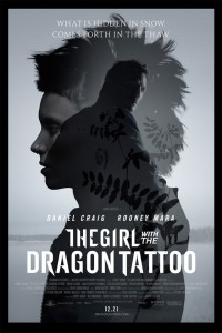 The Girl with the Dragon Tattoo – Poster
